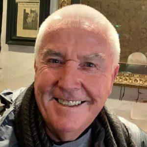 Roger Pryor, Treasurer, Newcastle Institute
